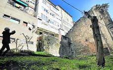 Vitoria inicia los trámites para excavar en el convento de San Francisco y abrirlo al público