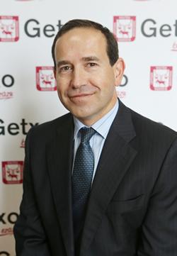 Eduardo Andrade será el candidato del PP a la Alcaldía de Getxo