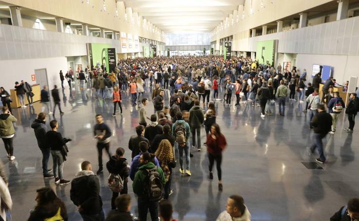 Más de 3.300 personas optan a las 500 plazas de la OPE de la Ertzaintza