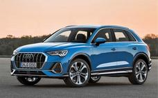 Audi Q3, cambio radical