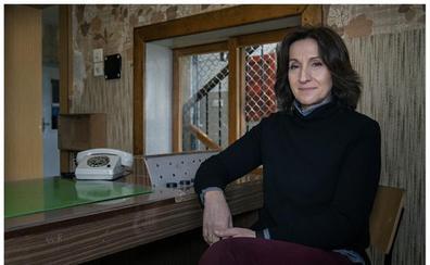 «Ningún muro es impermeable ni eterno», dice Paloma Sánchez-Garnica