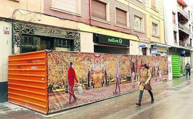 El plan comercial del Ensanche concentrará la oferta hostelera en la calle San Prudencio