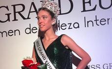 Zuriñe Ruiz, vecina de Indautxu, se alza como Miss Grand Euskadi