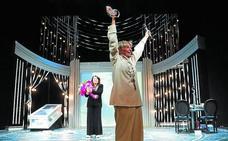 Concha Velasco y Jesús Cimarro abren hoy las Jornadas de Teatro