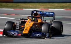 McLaren lidera en el regreso de los test, con Alonso como testigo