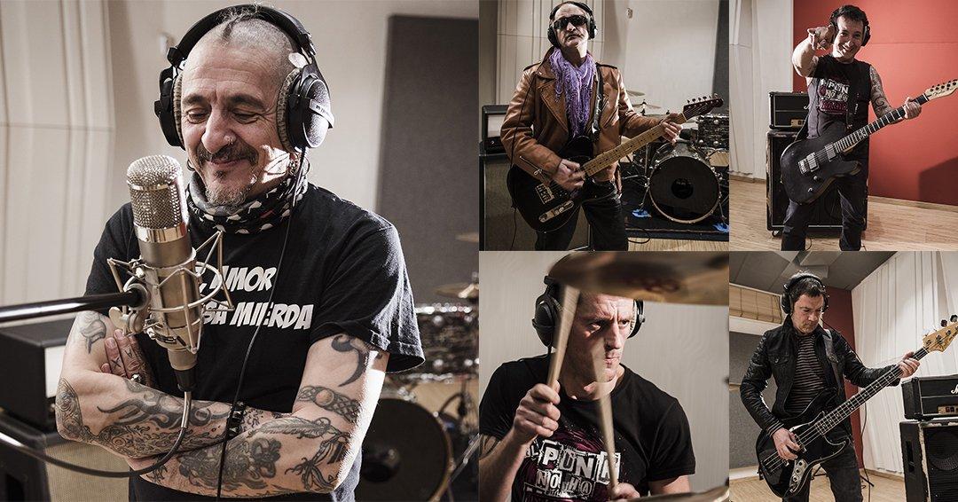 La Polla Records resucitará en octubre en el BEC por su 40 aniversario