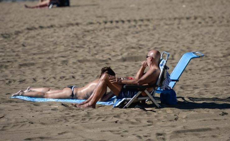 Sigue la ola de calor en Bizkaia