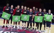 El Baskonia anima al Araski para la Copa: «Aupa neskak!»