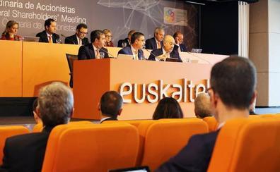 Euskaltel consiguió el pasado año un beneficio récord de 62,8 millones