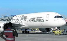 800 jubilados viajarán en el avión más moderno de Airbus en su estreno en Loiu