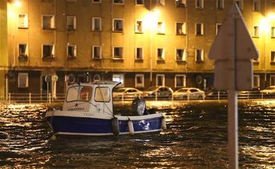 Bilbao apremia al Gobierno a que construya dos túneles 'antiavenida' para evitar inundaciones