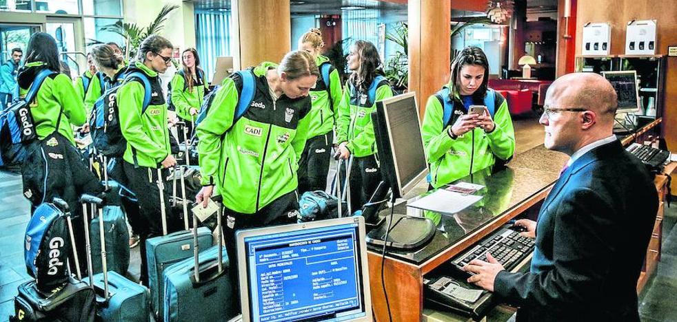 La Final Four llena los hoteles en Vitoria y dispara los precios en Bilbao