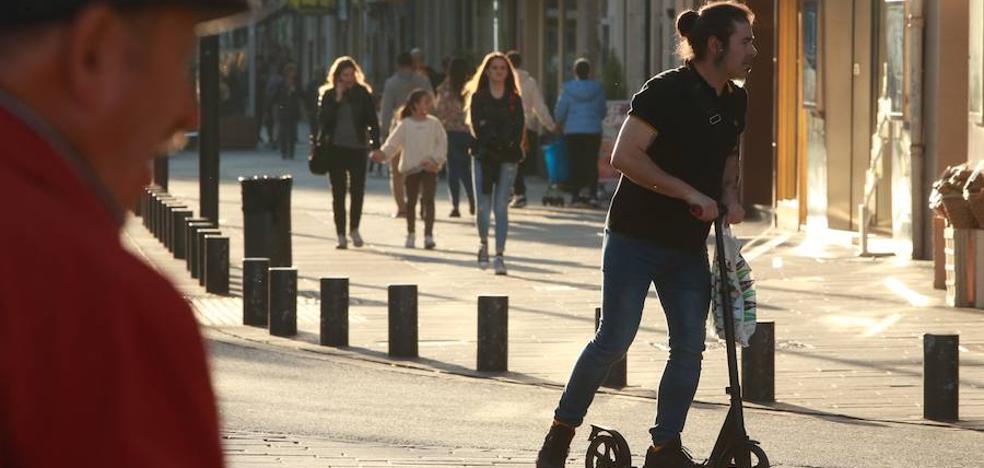 Febrero se despide con un récord de temperatura en Vitoria: 22,8 grados