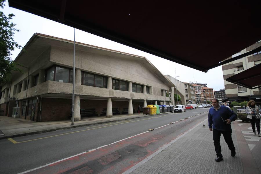 El futuro instituto de Leioa obligará a reducir los pisos previstos en la remodelación del centro