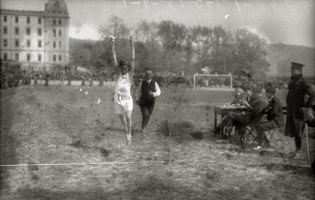 El gran Cross Country de 1919