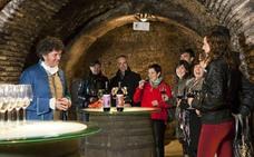 Las cuevas del vino