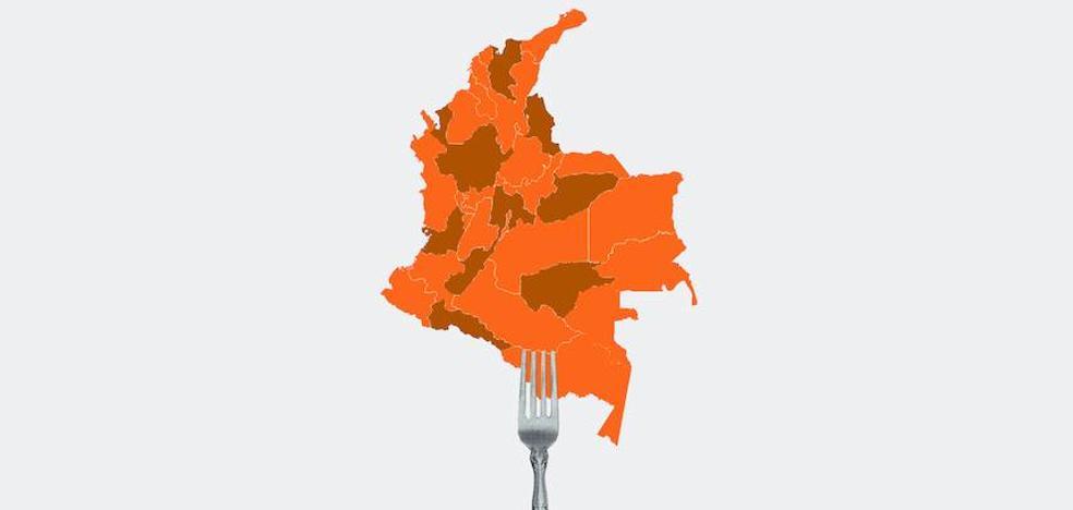 Colombia, hora cero