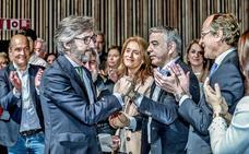 Oyarzábal promete que la Diputación dejará de ser una «sucursal» de Lakua si gobierna
