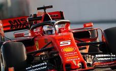 Vettel y Hamilton prometen batalla