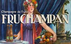 Fruchampañ, el champagne de fruta de nació en Bilbao