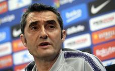Valverde: «La victoria sería un golpe moral, además de restarle puntos al Madrid»