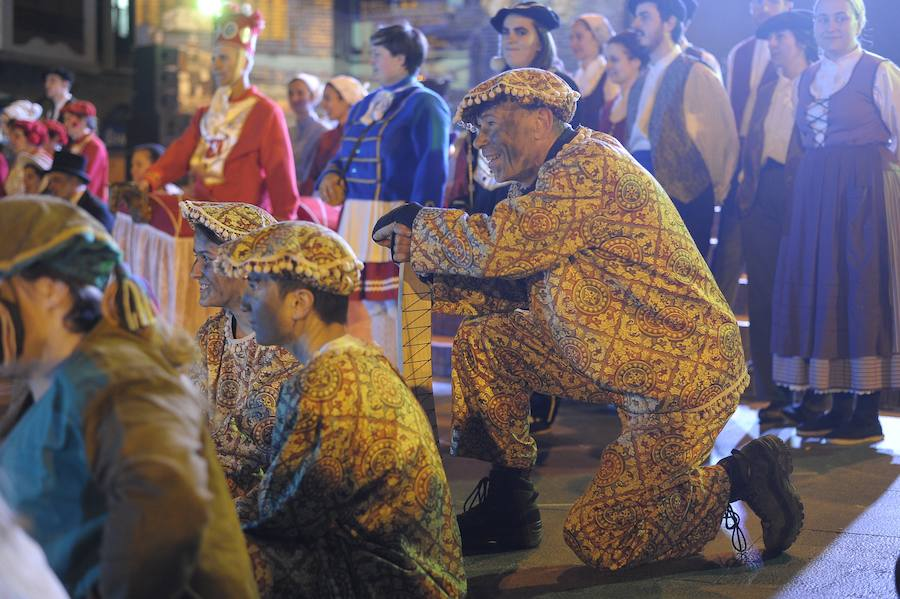 Las mejores fotos de los Carnavales de Barakaldo