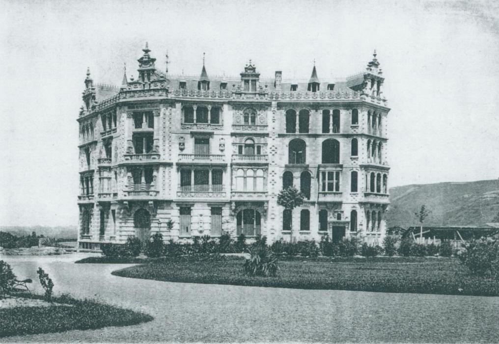 El palacio Chávarri, al detalle