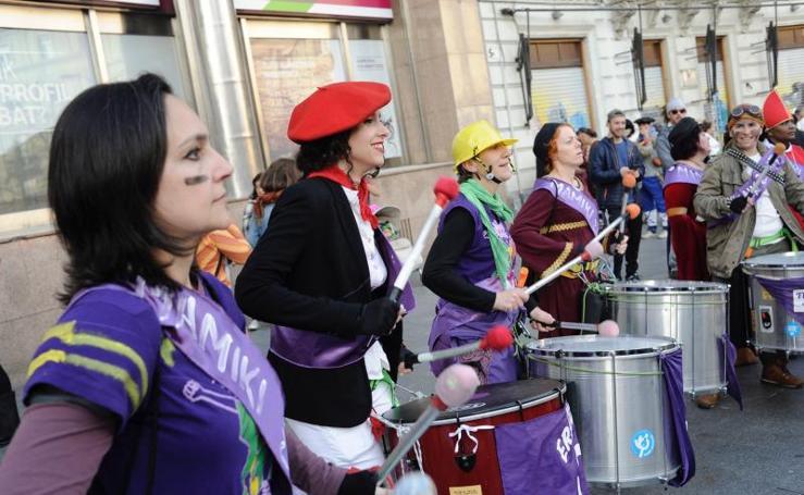 Concurso de disfraces de Bilbao 2019