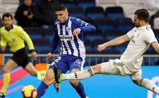 Calleri y Bastón jugarán en punta ante el Villarreal