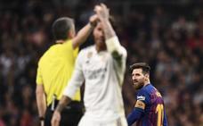 Ramos: «El golpe ha sido involuntario, aunque Messi se lo ha tomado mal»