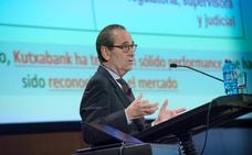 Kutxabank eleva un 10% su beneficio y reparte 166 millones a BBK, Kutxa y Vital