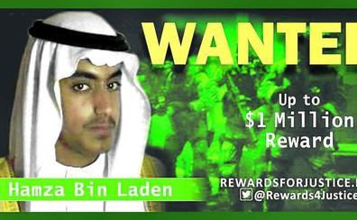 EE UU ofrece un millón de dólares por el hijo de Bin Laden