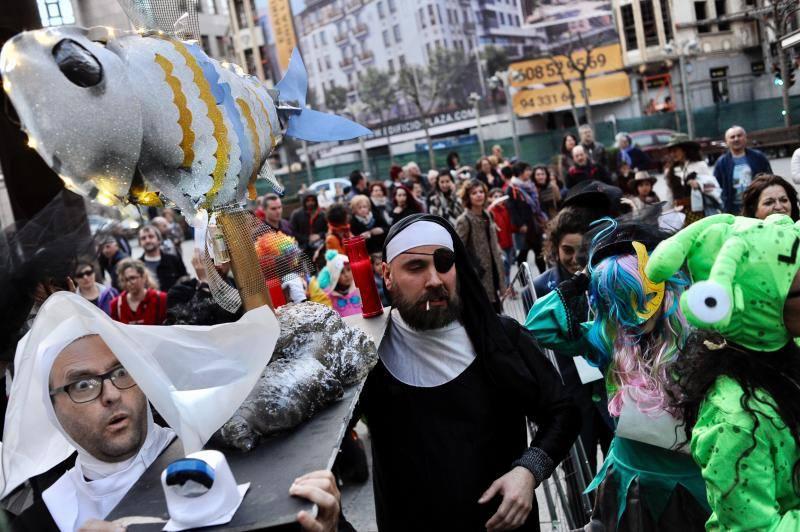 Los carnavales toman Bizkaia