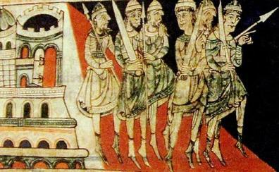 Los vascos «colmados de maldades» del Camino de Santiago