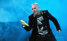 Fallece Keith Flint, cantante de The Prodigy, a los 49 años