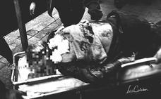 Muerte a puñaladas de un abogado bilbaíno en su bufete