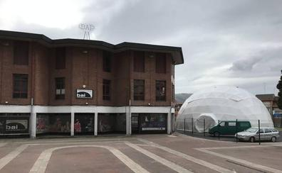 Barakaldo pone en marcha el primer circo permanente de Euskadi
