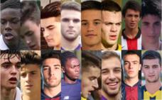 Las joyas del fútbol juvenil vizcaíno