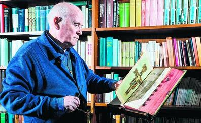 Los secretos al descubierto de un franciscano alavés