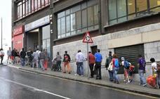 El paro tiene nombre de mujer en Euskadi