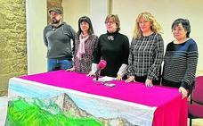 Una plataforma de Rioja y Montaña Alavesa se propone recuperar el topónimo 'Sierra de Cantabria'
