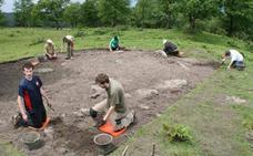 Descubren en Jaizkibel un crómlech de hace 2.500 años
