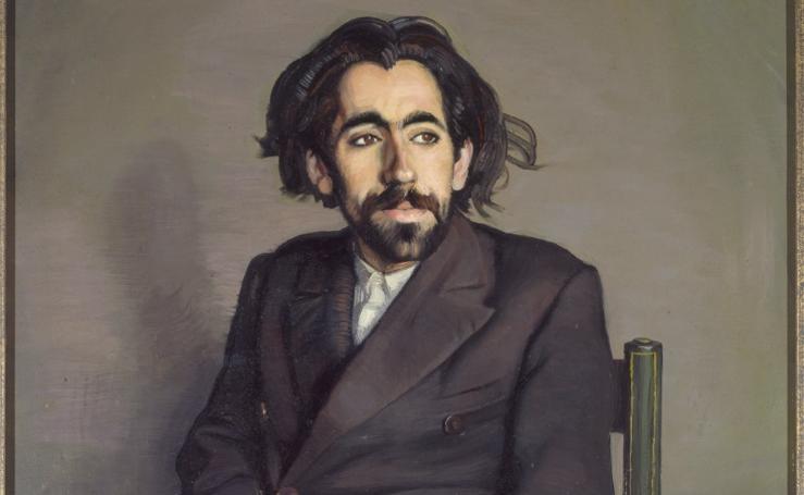 Zuloaga en el Bellas Artes