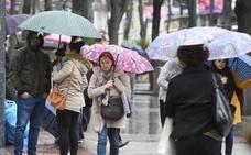Chubascos intermitentes para estos días después de tres semanas sin llover