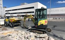 La calle Leza lucirá nuevo aspecto y ofrecerá mayores medidas de seguridad vial