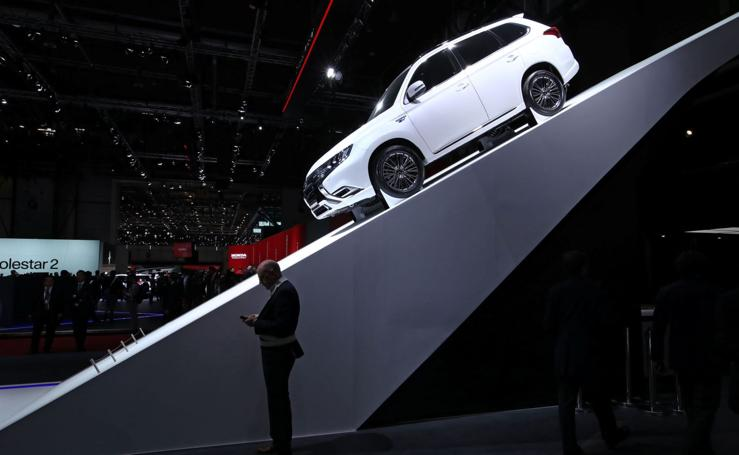 Los coches más futuristas del Salón de Ginebra