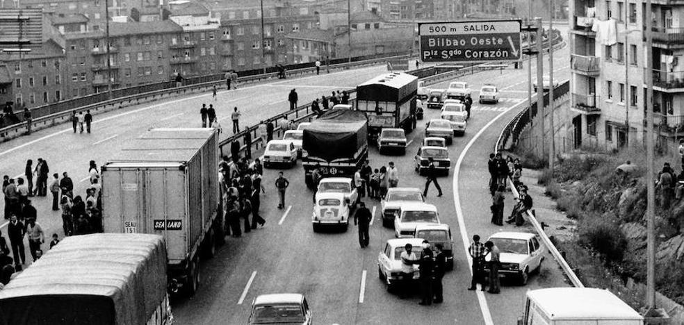 La autopista de la polémica