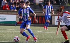 Beñat Alberdi: «Estamos un poco cansados de perder»