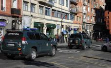Operación de la Guardia Civil en Rekalde por robos en Cantabria