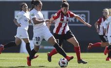 La fractura en el fútbol femenino se agranda